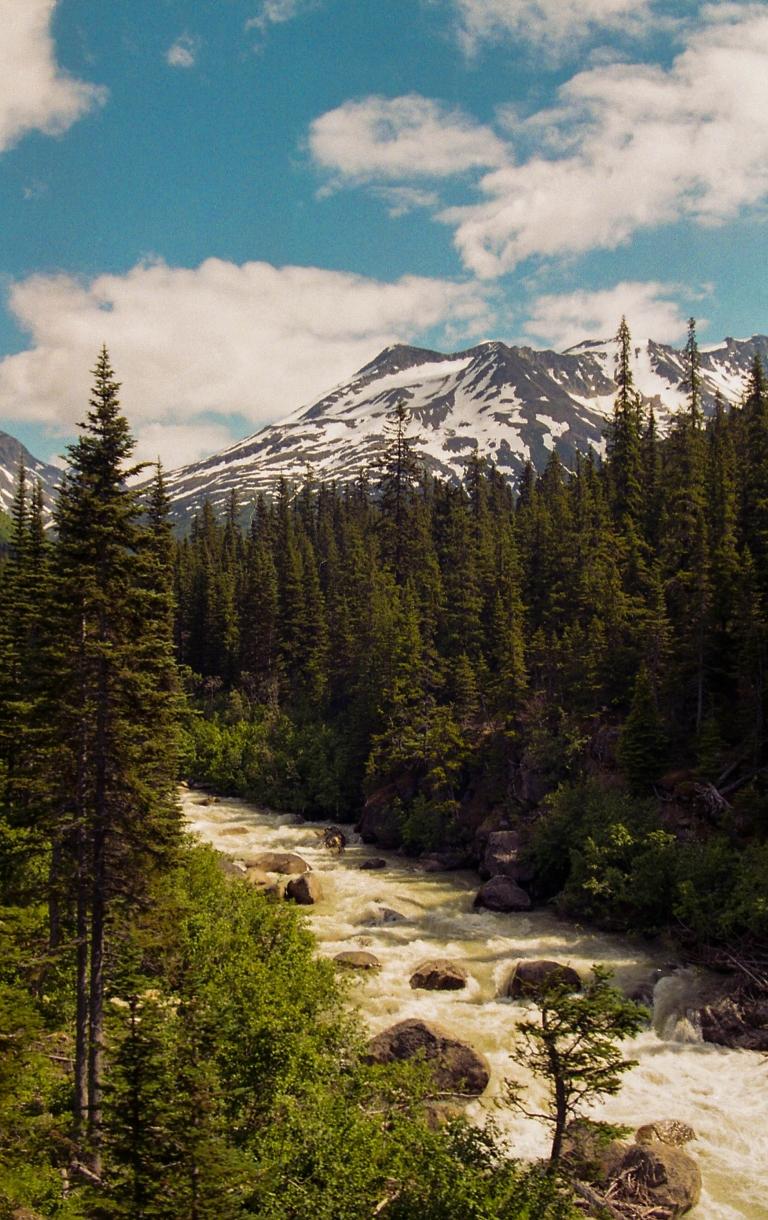 White Pass, Skagway, Alaska. 2012.