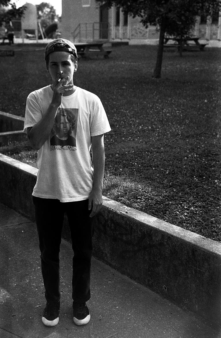 Mitch Radford. 2015.